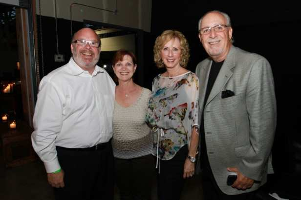 Brad & Cheryl Adolph, Helene & Bob Berger