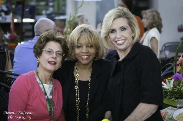 Jane Le Pauw, LeAnita Ragland-Brooks, Joyce Selander