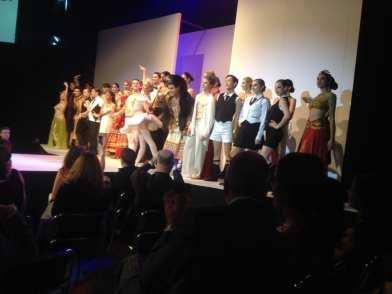 Joffrey Ballet Dancer and Models