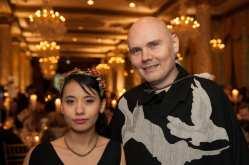 Billy Corgan & Chloe Mendel