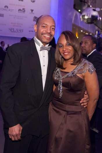 Wayne & Lorraine Morgan