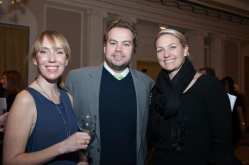 (L-R) Kathryn Hawley (Chicago) John Gravagna (Chicago) Meaghan Farrell (Chicago)