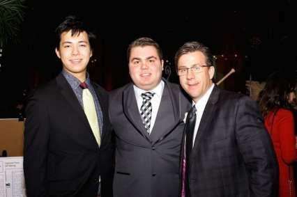 Kai Ohashi, Nick Ioriatti & Brian Klose
