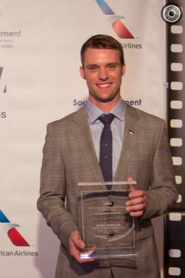 """Chicago Fire"" and ""House"" Actor Jesse Spencer received the Artistic Achievement Award at the 50th Chicago International Film Festival Television Awards."