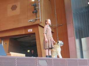 Adia Dant stars as Annie