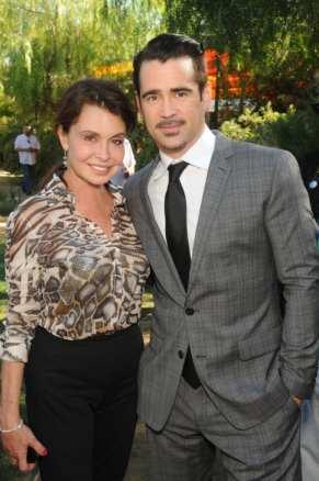 Irene Michaels & Colin Farrell