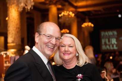 Robert Sherman & Barbara Bradford, Presenting Sponsors A Marek Fine Jewelry