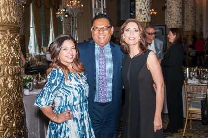 Carman Rivera, Michael Foster, Ani Gogova