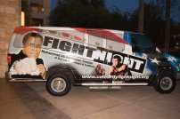 Fight Night Bus