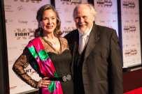 Jolene Brand and George Schlatter