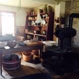 1846 brick inn's kitchen