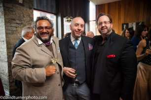 Michael Nahabedian, Jude McDonough, Rodrick Marcus