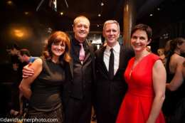 Andrew Zimmerman, Lindsey Boland, Paul & Jennifer Virant
