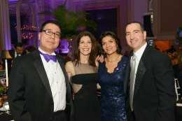 Miguel Pachicano, Amy Savitz, Maria Carillo and Stuart Savitz