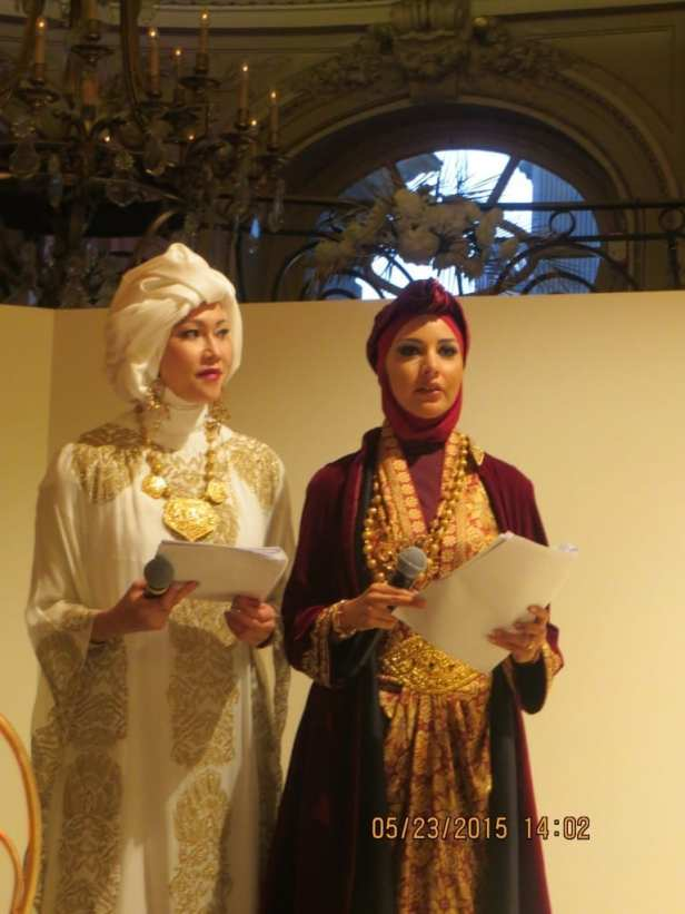 Bernie Chan and Lamitta Frangieh