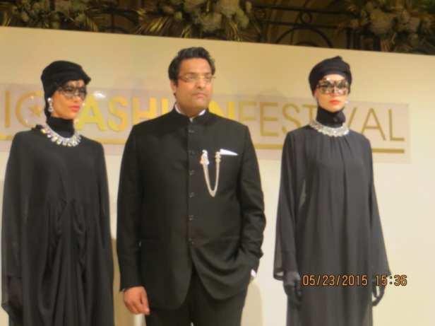 Internationally renowned jewelry designer Nitin Goenka