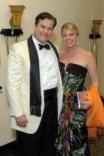Edmund Lester and Kelly Penry