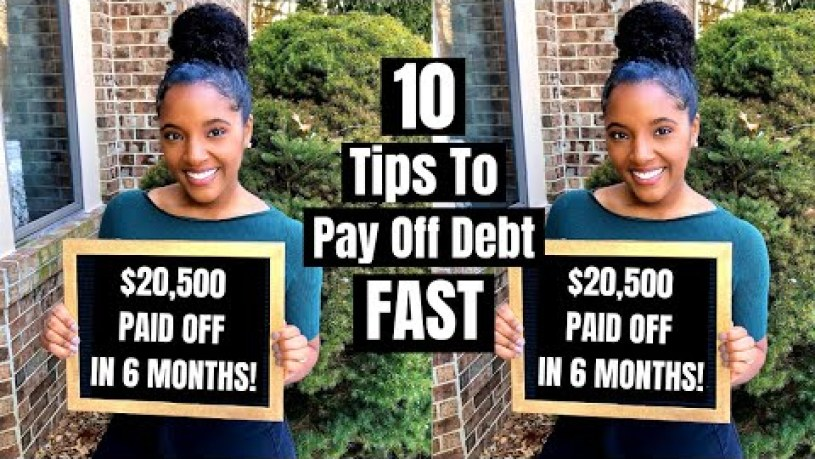 What Is The Best Way To Get Debt Free