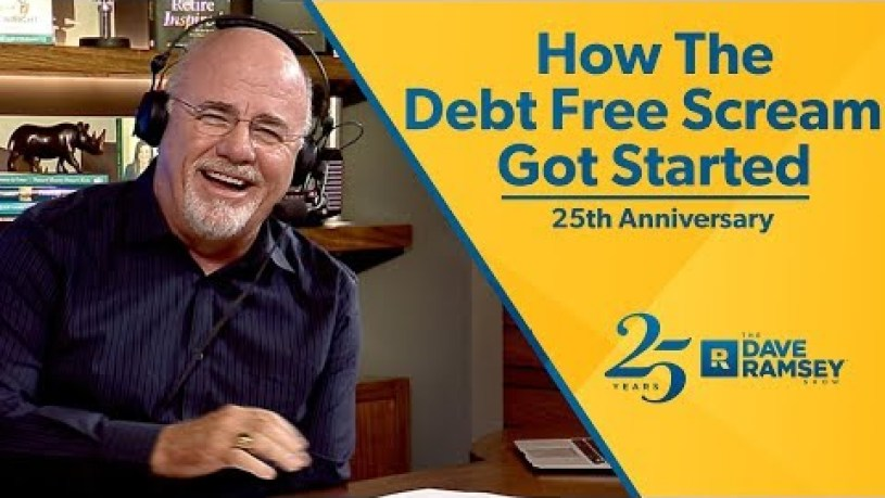 How The Debt Free Scream Started