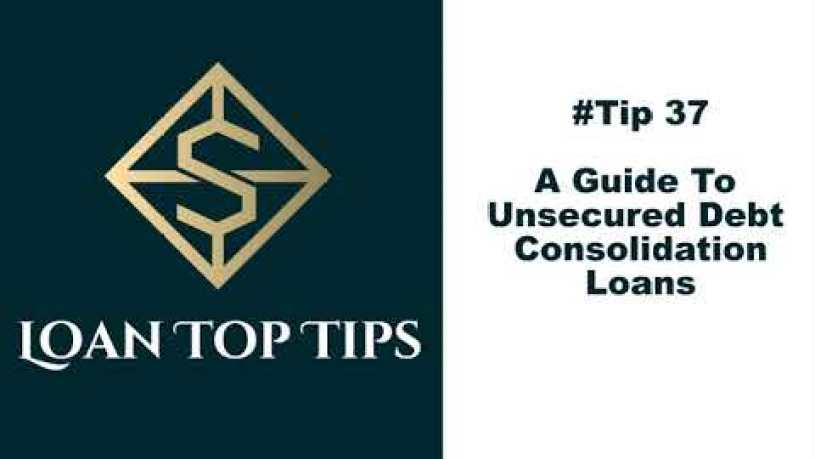 Unsecured Debt Consolidation