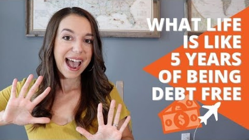 What Does Being Debt Free Feel Like