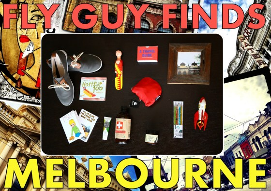Fly Guy Finds: Melbourne