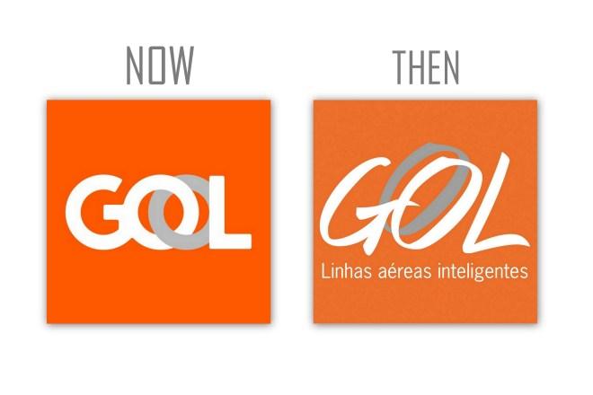 GOL's New Logo