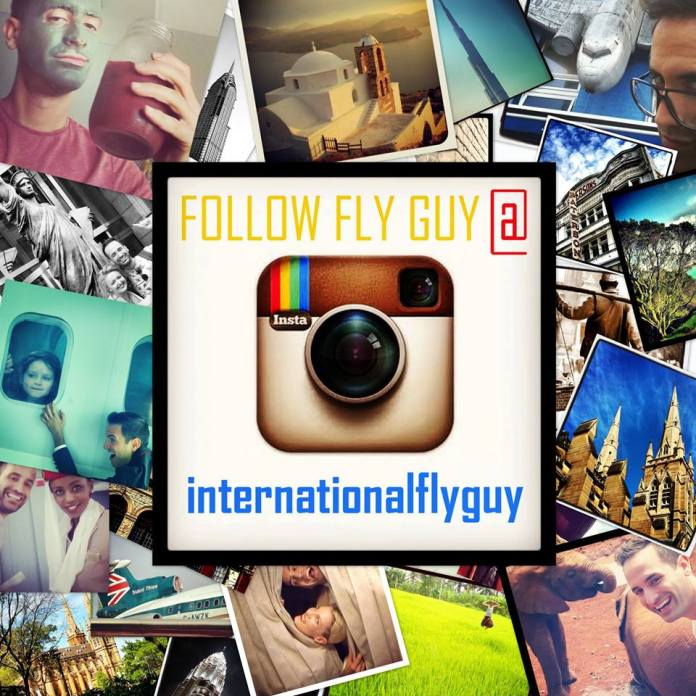 fly guy on instagram