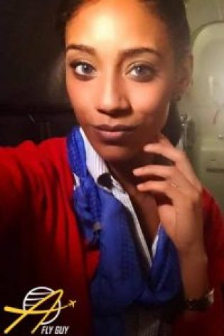 American Airlines cabin crew