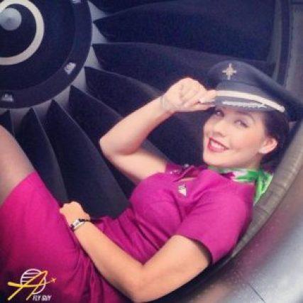 Volaris cabin crew