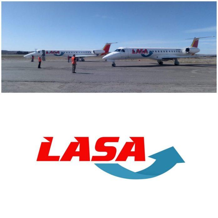 LASA Líneas Aéreas