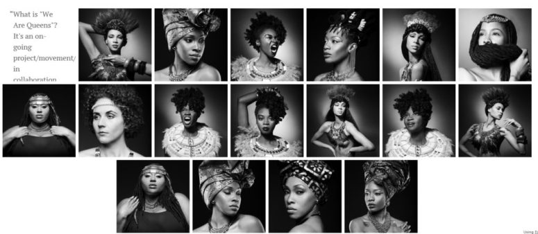 we are queens project