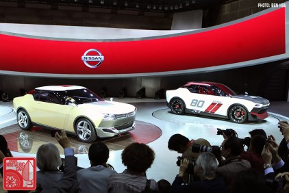 Nissan IDx FreeFlow Datsun 510 Concept 10