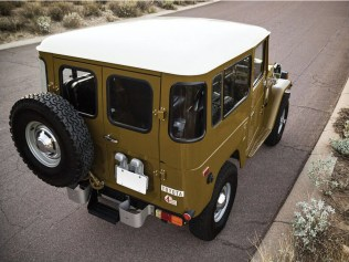 1977 Toyota Land Cruiser FJ40 14