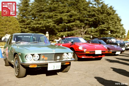 Nissan Silvia CSP311 & Fairlady Z S130