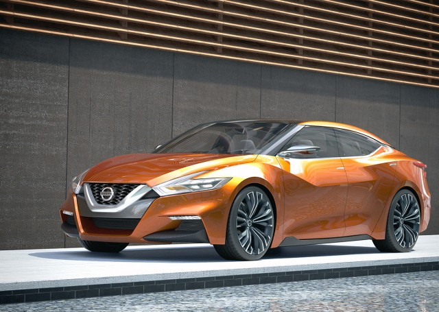 News The 4dsc Is Back Nissan Sports Sedan Concept