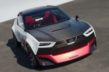 Nissan IDx NISMO Concepts