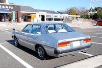 1976 Mitsubishi Galant Sigma GLX