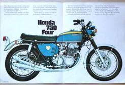 Honda CB750 1969 prototype 02