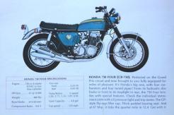 Honda CB750 1969 prototype 03