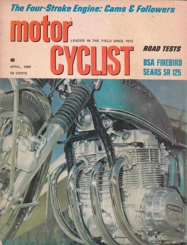Honda CB750 1969 prototype 05