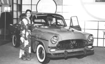 1959 Chicago Auto Show Toyopet Crown