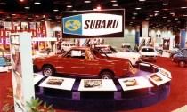 1978 Chicago Auto Show Subaru Brat