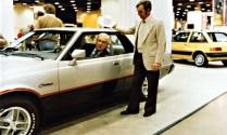 1980 Chicago Auto Show Mitsubishi Dodge Challenger