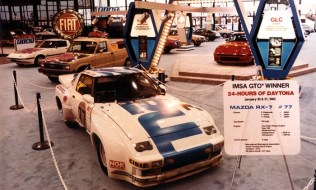 1982 Chicago Auto Show Mazda
