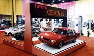 1982 Chicago Auto Show Toyota