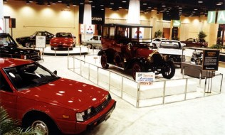 1983 Chicago Auto Show Mitsubishi