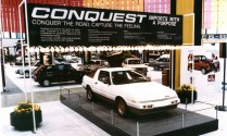 1984 Chicago Auto Show Chrysler Conquest