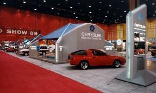 1989 Chicago Auto Show Chrysler Conquest