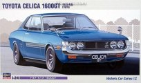 Hasegawa 1970 Toyota Celica TA22 GT